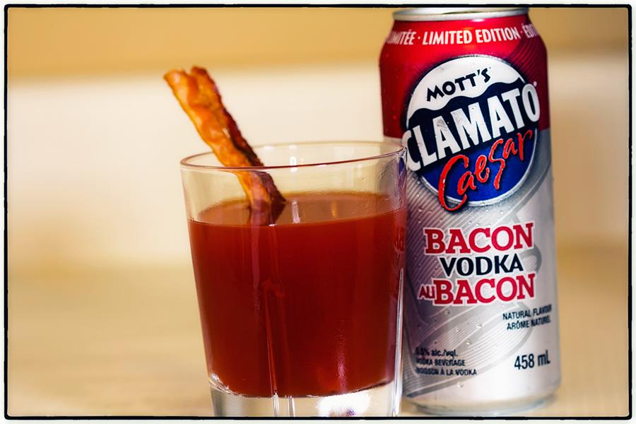 Bacon Vodka - should it exist?